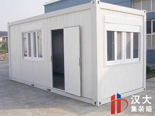 住人集装箱的发展真理,价格和质量同重要