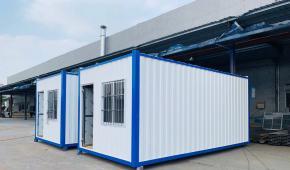 集装箱活动房漏水原因分析,如何进行集装箱防水