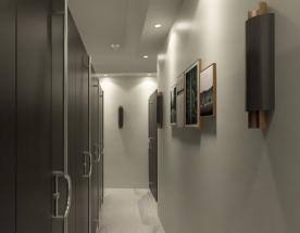 集装箱卫生间定制/高端大气的移动厕所